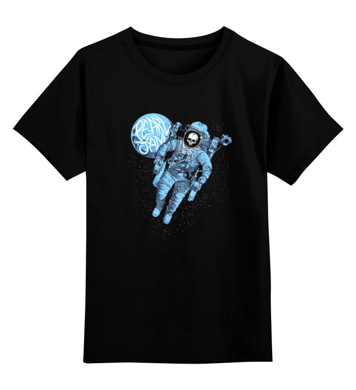 Детская футболка классическая унисекс Printio Dead space