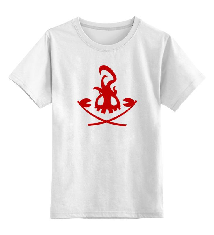 Детская футболка классическая унисекс Printio Xenoblade surprise wireless gamepad for wii remote controller for nintendo for wii for w ii u 5 colors for choice