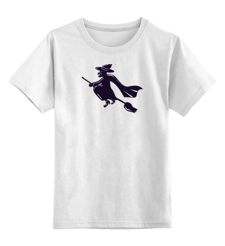 Детская футболка классическая унисекс Printio На шабаш цена