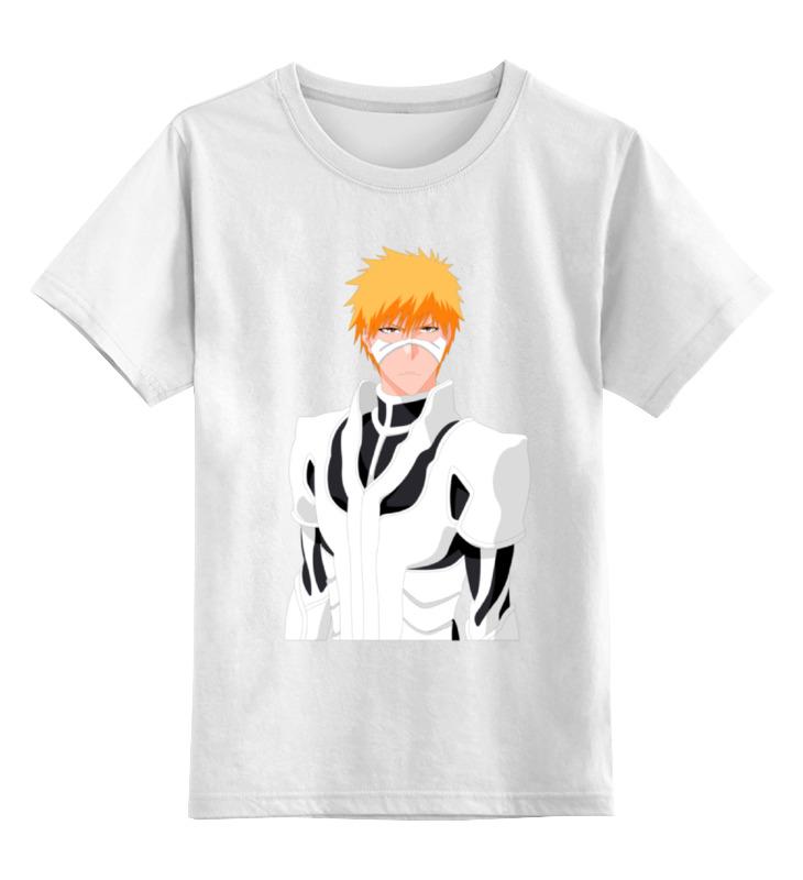 Детская футболка классическая унисекс Printio Ичиго куросаки hp 846a anemometer wind speed meter with wind speed range 0 3 45m s