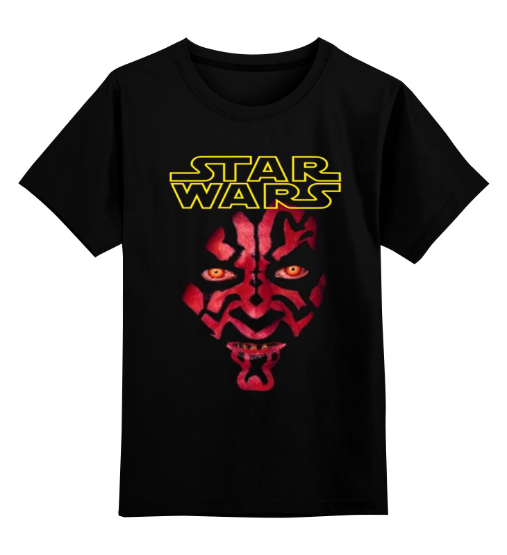 Детская футболка классическая унисекс Printio Star wars футболка детская dc star lemon chrome
