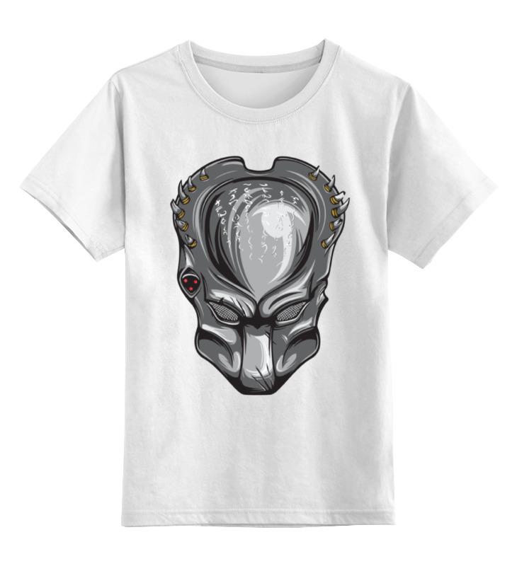 Детская футболка классическая унисекс Printio Хищник