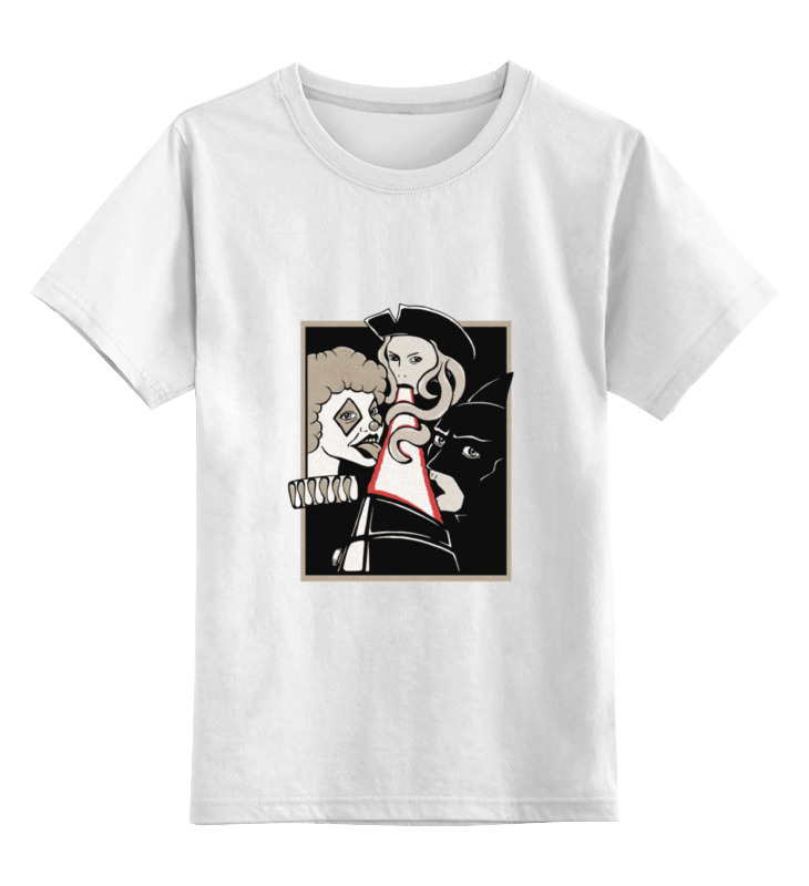 Детская футболка классическая унисекс Printio Other movies ожерелье other 91828188281821 10mm