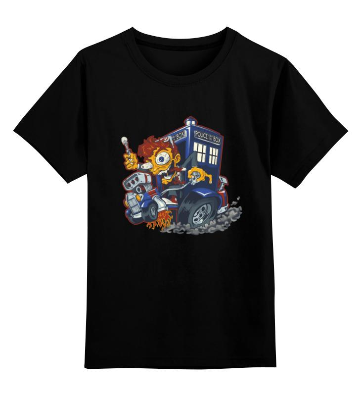 Детская футболка классическая унисекс Printio Crazy doctor who детская футболка классическая унисекс printio crazy dj