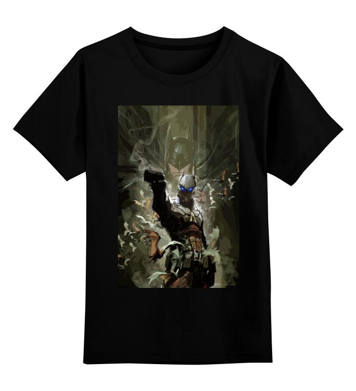 Детская футболка классическая унисекс Printio Arkham knight футболка классическая printio arkham knight