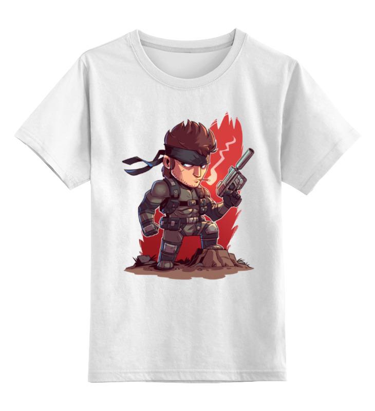 Детская футболка классическая унисекс Printio Стрелок знак отличный стрелок ркка