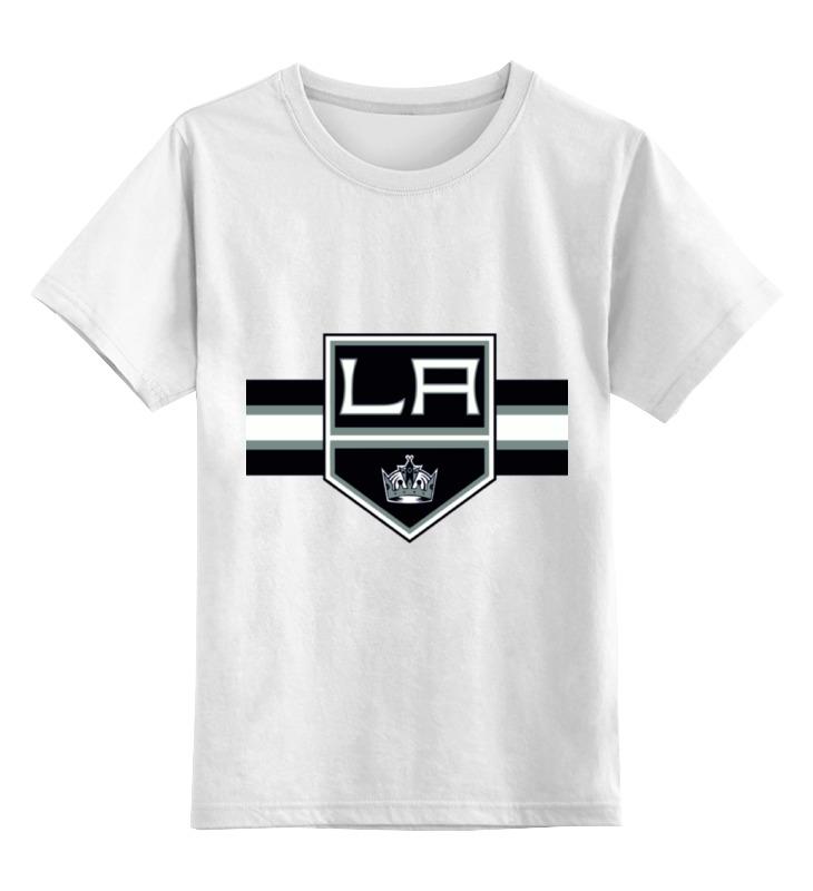 Детская футболка классическая унисекс Printio Лос-анджелес кингс детская футболка классическая унисекс printio kings