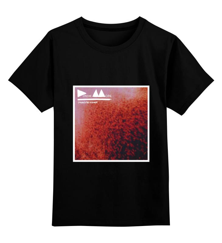 Детская футболка классическая унисекс Printio Depeche mode depeche mode delta machine
