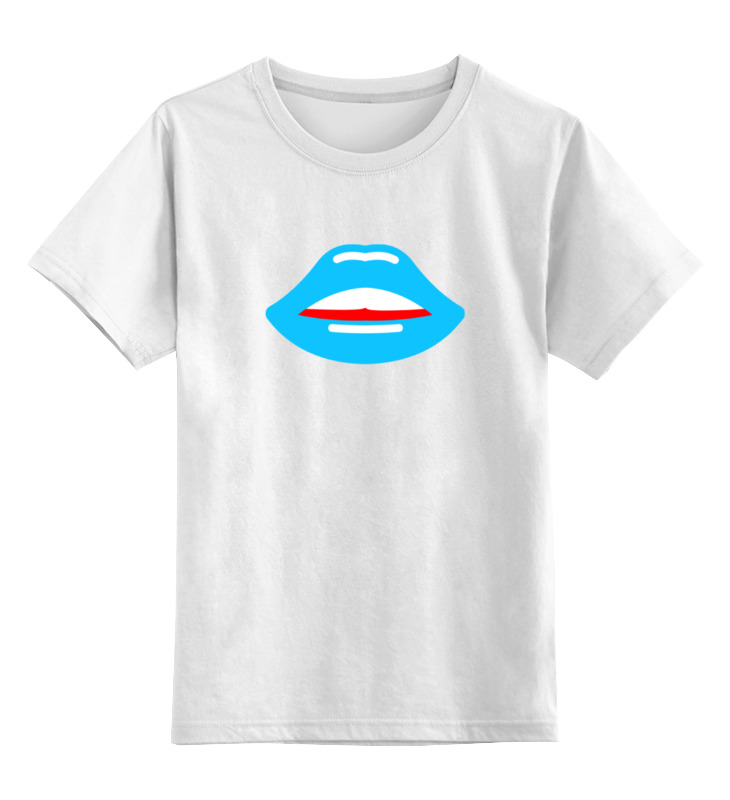 Printio Губы (поцелуй) детская футболка классическая унисекс printio губы lips patrice murciano