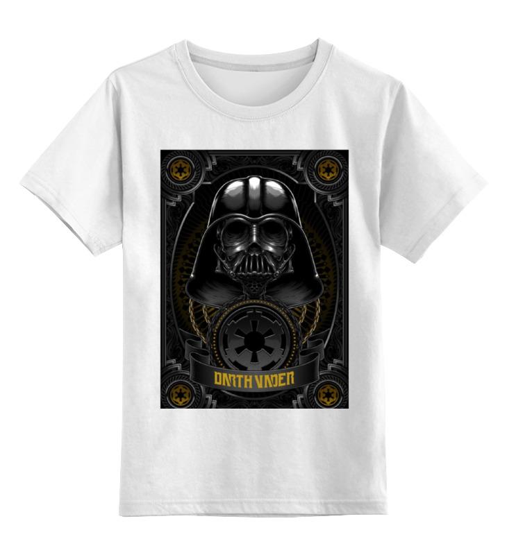 где купить Детская футболка классическая унисекс Printio Star wars по лучшей цене