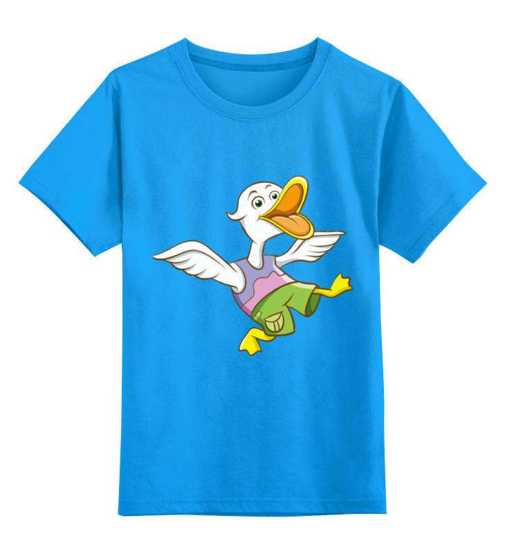 Детская футболка классическая унисекс Printio Мультик цена и фото