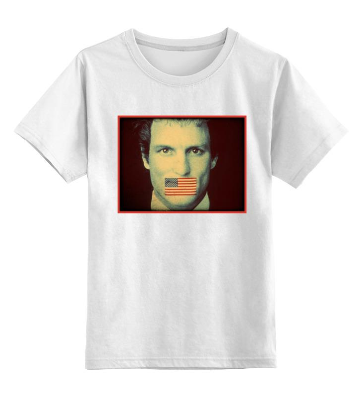 Детская футболка классическая унисекс Printio Народ против ларри флинта ларри виллис трио