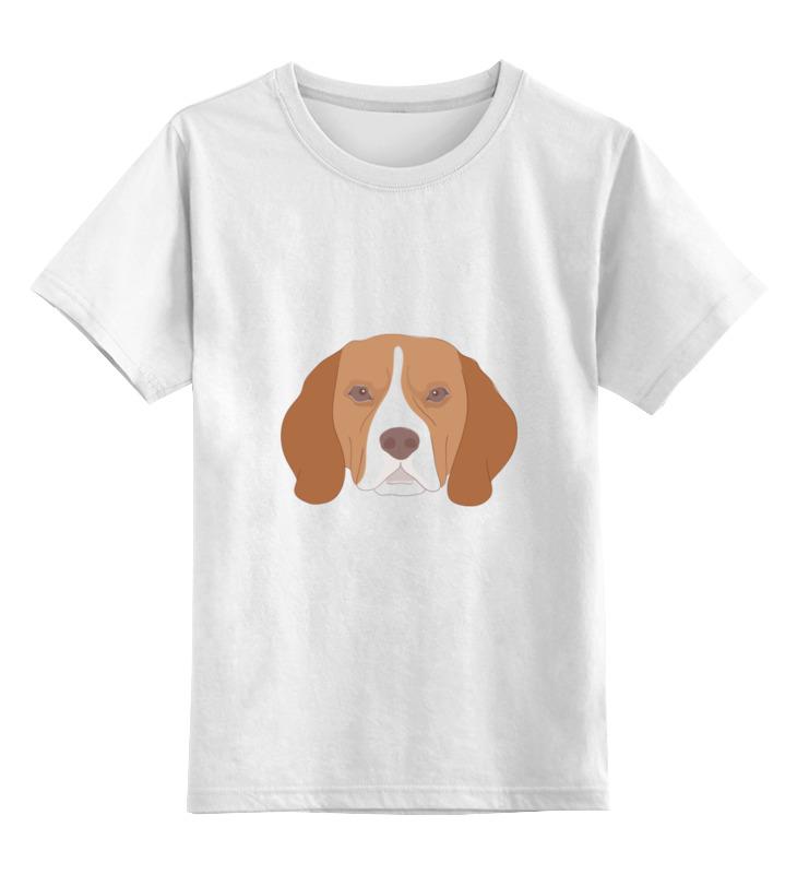 Детская футболка классическая унисекс Printio Пёс . детская футболка классическая унисекс printio мачете