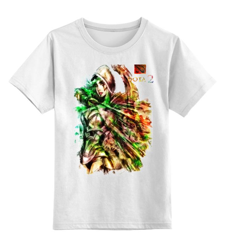 Детская футболка классическая унисекс Printio Дота 2 детская футболка классическая унисекс printio классическая футболка dota 2