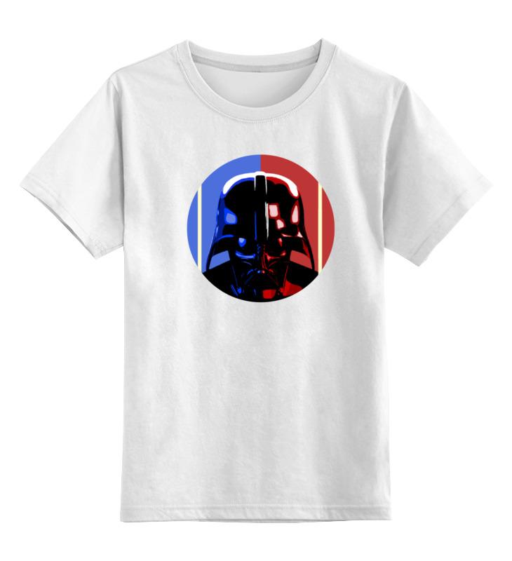 Детская футболка классическая унисекс Printio Vader