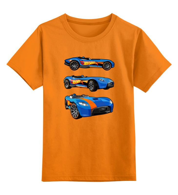 Детская футболка классическая унисекс Printio Машинки детская футболка классическая унисекс printio бразилия