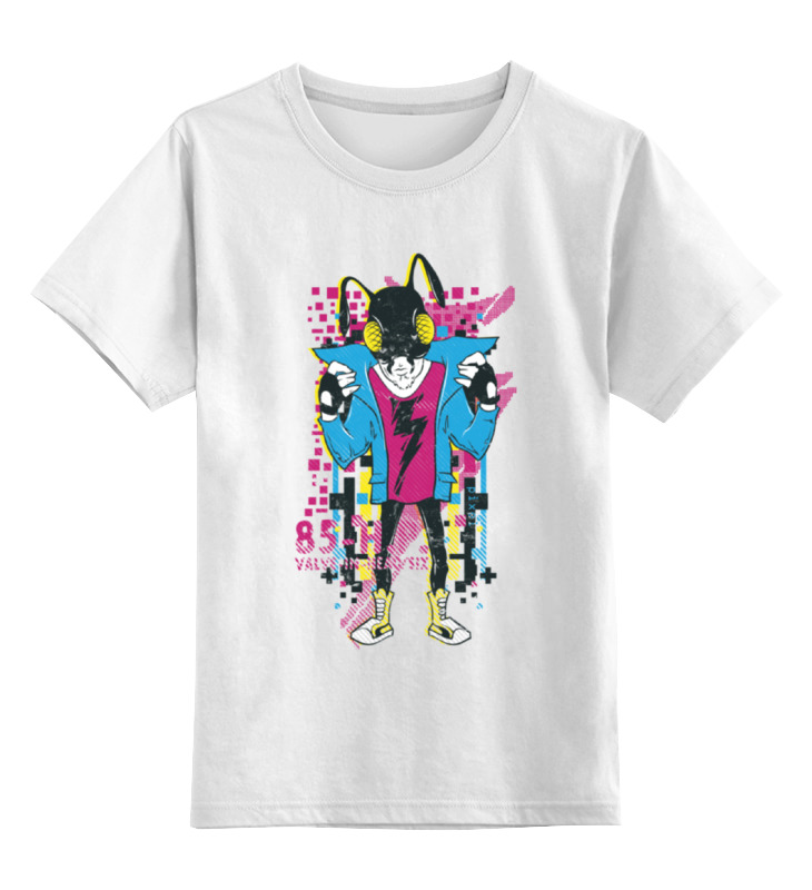 Детская футболка классическая унисекс Printio Зомби муравей детская футболка классическая унисекс printio зомби муравей