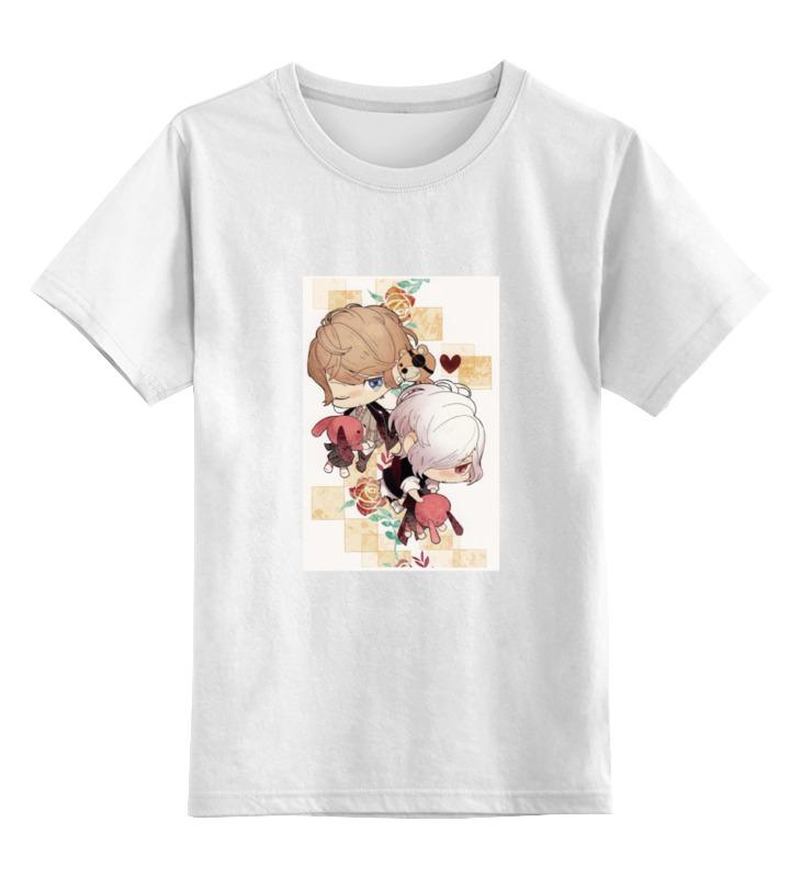 Детская футболка классическая унисекс Printio Шу и субару