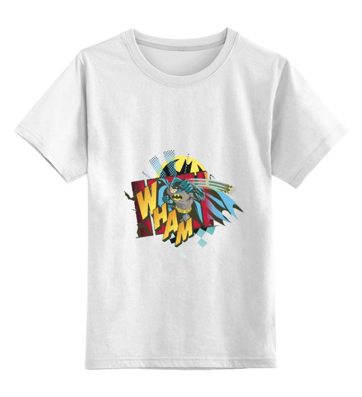 все цены на Детская футболка классическая унисекс Printio Удар бум
