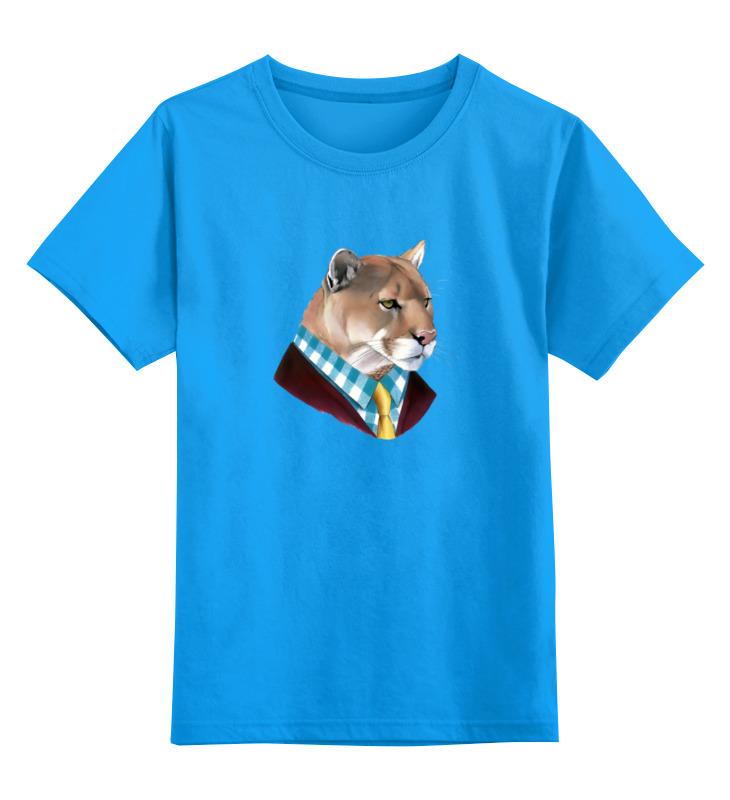Детская футболка классическая унисекс Printio Мудрый лев лонгслив printio мудрый лев