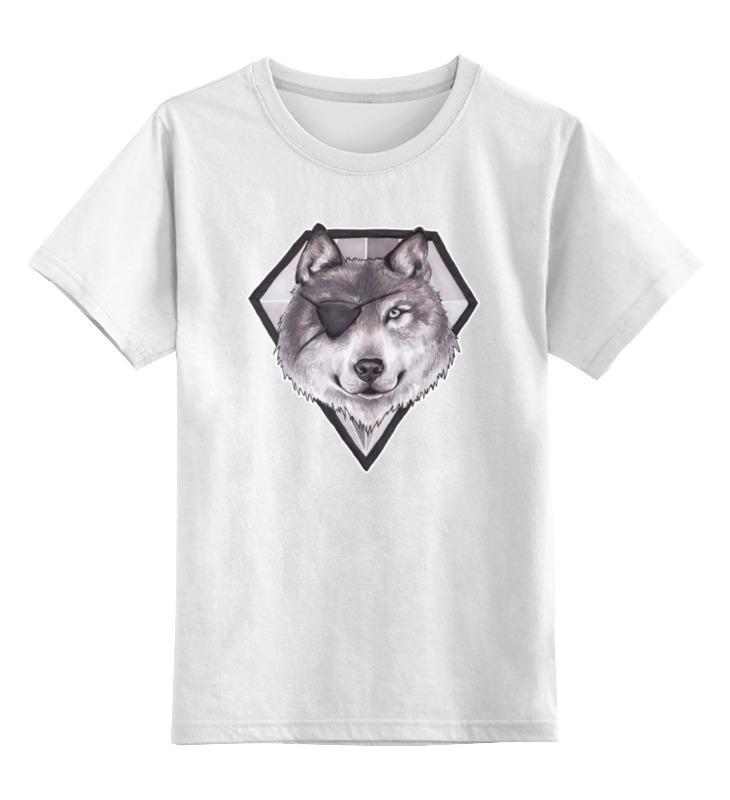Детская футболка классическая унисекс Printio Diamond dog детская футболка классическая унисекс printio black dog