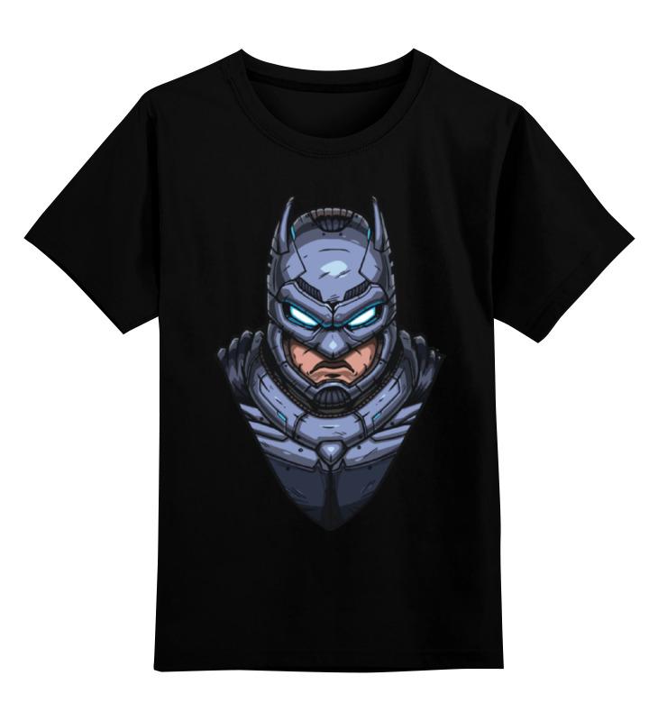 Детская футболка классическая унисекс Printio Armored batman / бэтмен в броне huong movie 30cm batman v superman dawn of justice the dark night batman armored blinde pvc figure collectible model toys