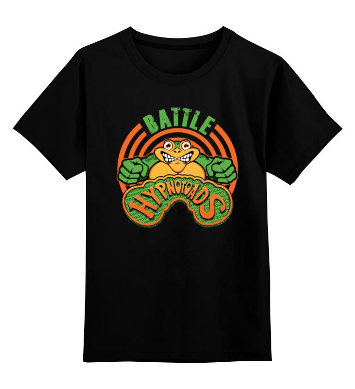 Детская футболка классическая унисекс Printio Гипножабы лонгслив printio гипножабы