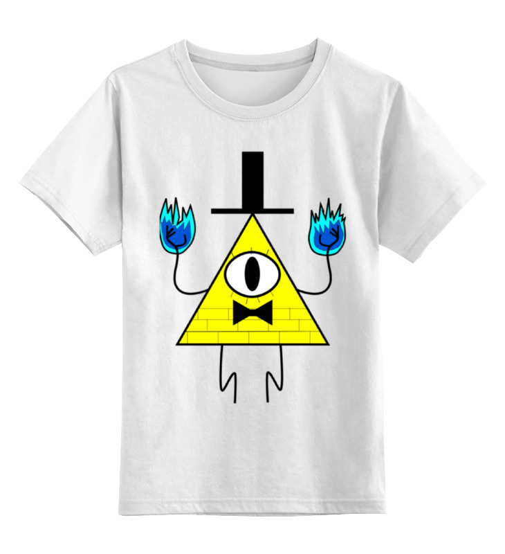 Детская футболка классическая унисекс Printio Гравити фолз детская футболка классическая унисекс printio doсtor moreau