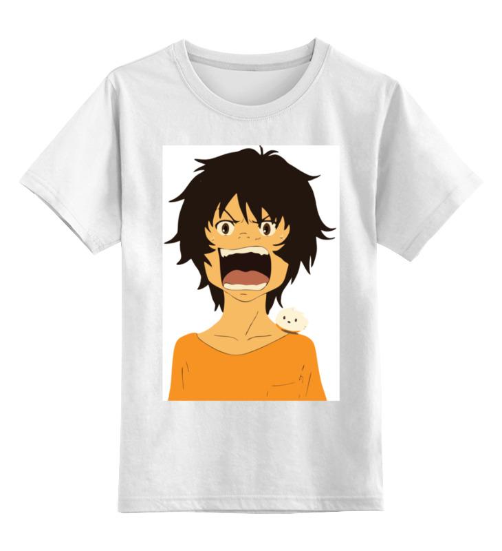 Детская футболка классическая унисекс Printio Мальчик ,мультик цена и фото