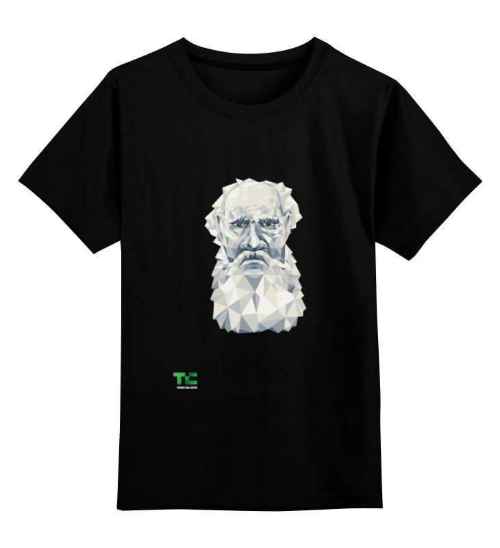 Детская футболка классическая унисекс Printio Techcrunch 2012 детская футболка классическая унисекс printio мотобайк