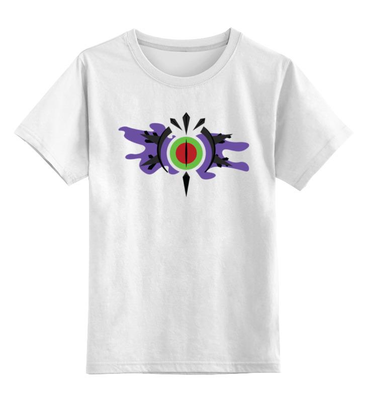 Детская футболка классическая унисекс Printio Кошачий глаз футболка классическая printio кошачий глаз