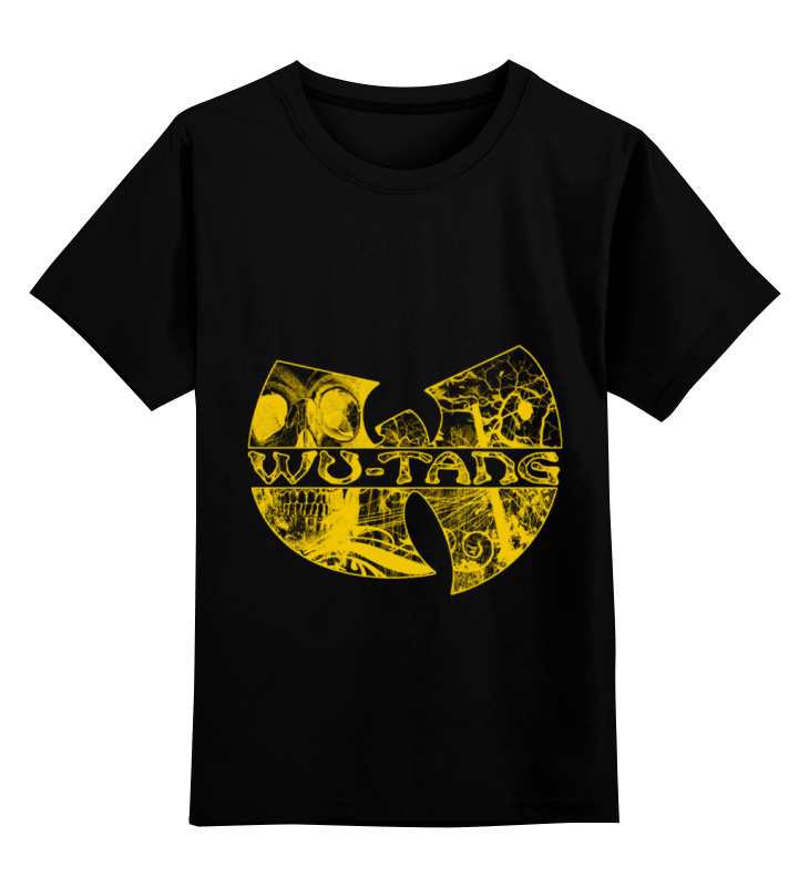 Детская футболка классическая унисекс Printio Свитшот wu tang clan аксессуар чехол hoco crystal для apple ipad mini 2 mini retina mini 3 red