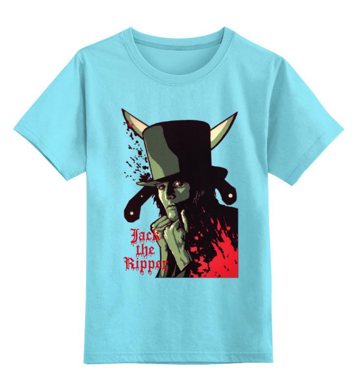 Детская футболка классическая унисекс Printio Jack the ripper jack the ripper hell blade vol 3