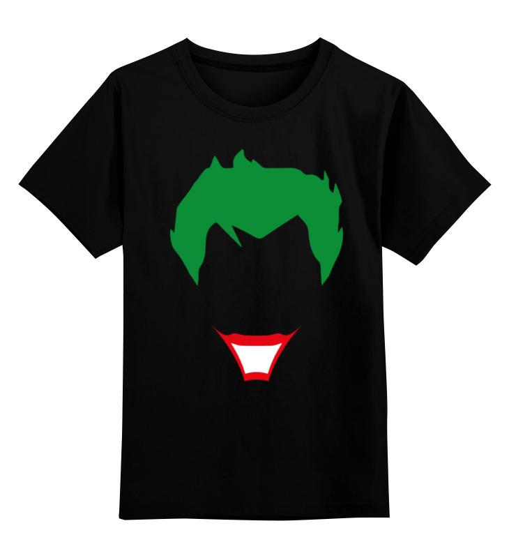 Фото - Детская футболка классическая унисекс Printio Joker (джокер) детская футболка классическая унисекс printio joker style