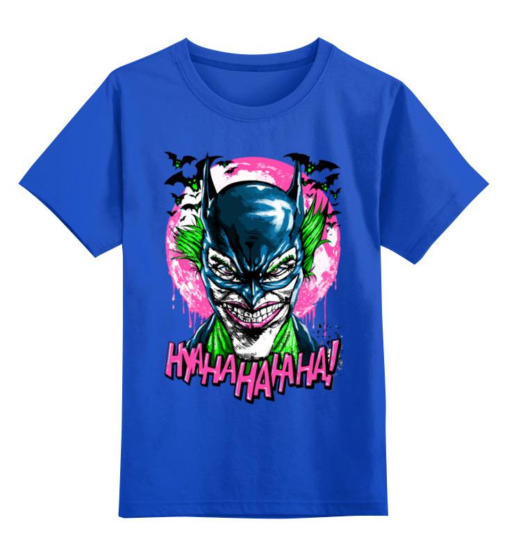 Printio Джокер - бэтмен детская футболка классическая унисекс printio дождливый вечер