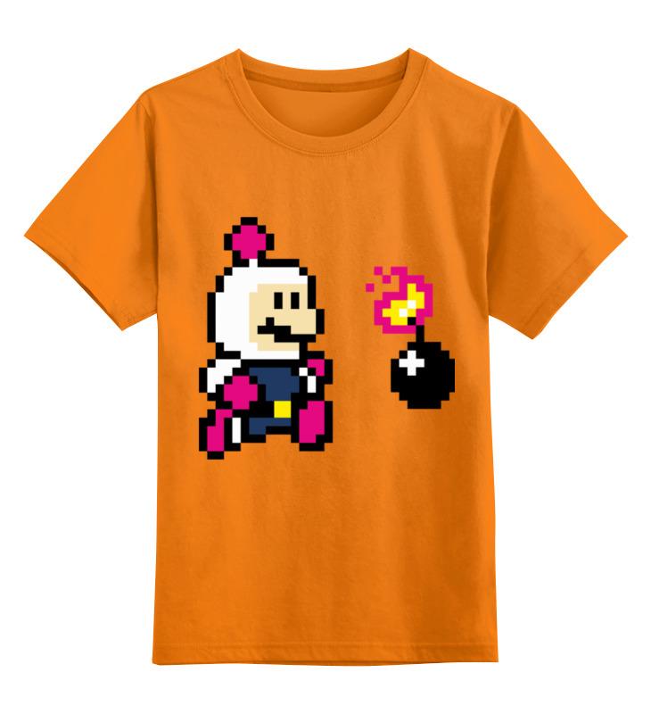 Printio Bomberman детская футболка классическая унисекс printio бомбермэн bomberman