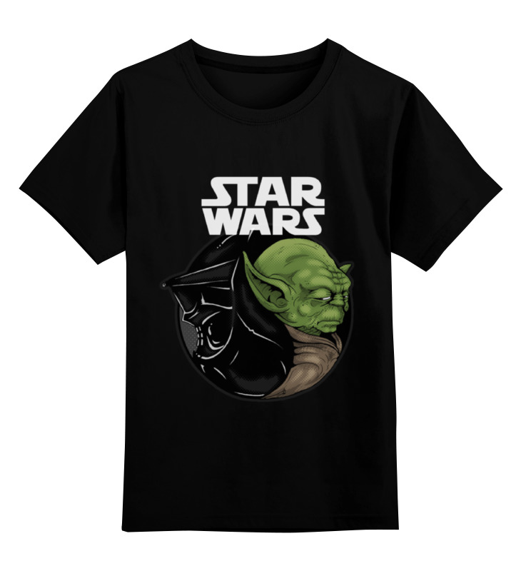 Детская футболка классическая унисекс Printio Star wars детская футболка классическая унисекс printio star wars