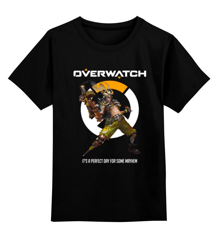 Printio Overwatch. крысавчик детская футболка классическая унисекс printio overwatch