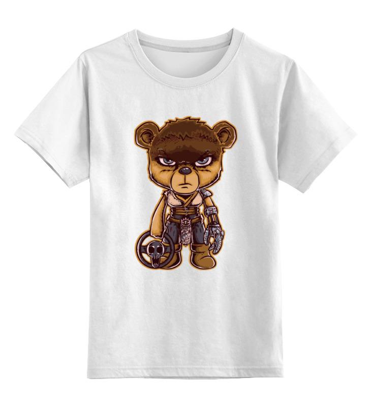Детская футболка классическая унисекс Printio Фуриоза (безумный макс) цена