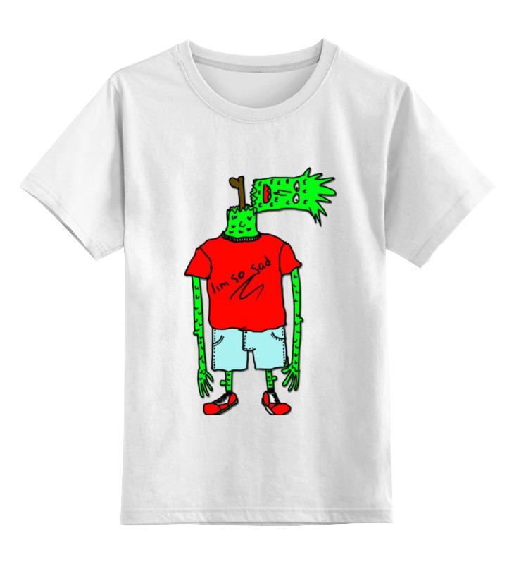 Фото - Детская футболка классическая унисекс Printio Sad bob детская футболка классическая унисекс printio sad robot