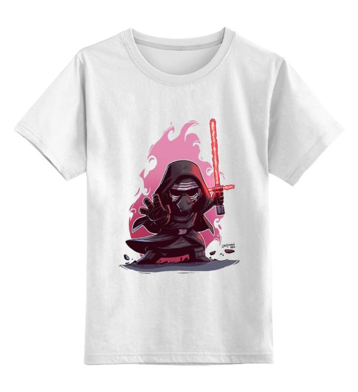 Printio Кайло рен детская футболка классическая унисекс printio дождливый вечер