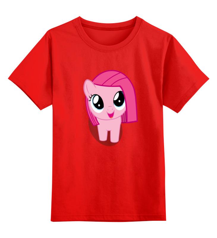 Детская футболка классическая унисекс Printio Мой маленький пони мой маленький пони полная коллекция сезон 2 6 dvd