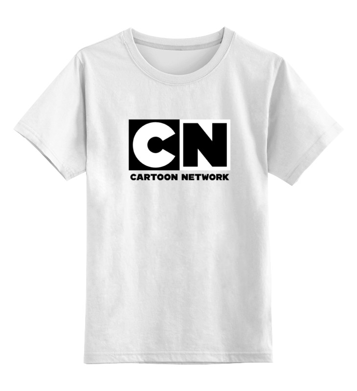 Детская футболка классическая унисекс Printio Cartoon network
