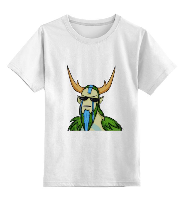 Детская футболка классическая унисекс Printio Nature's prophet детская футболка классическая унисекс printio классическая футболка dota 2