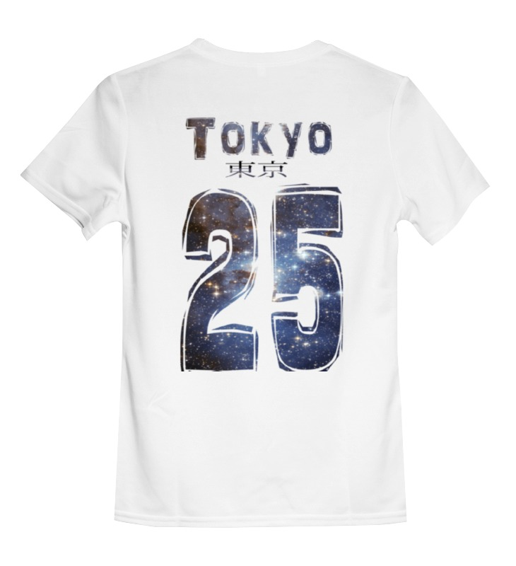 Printio Tokyo 25 space 2 лонгслив printio tokyo 25 space 2