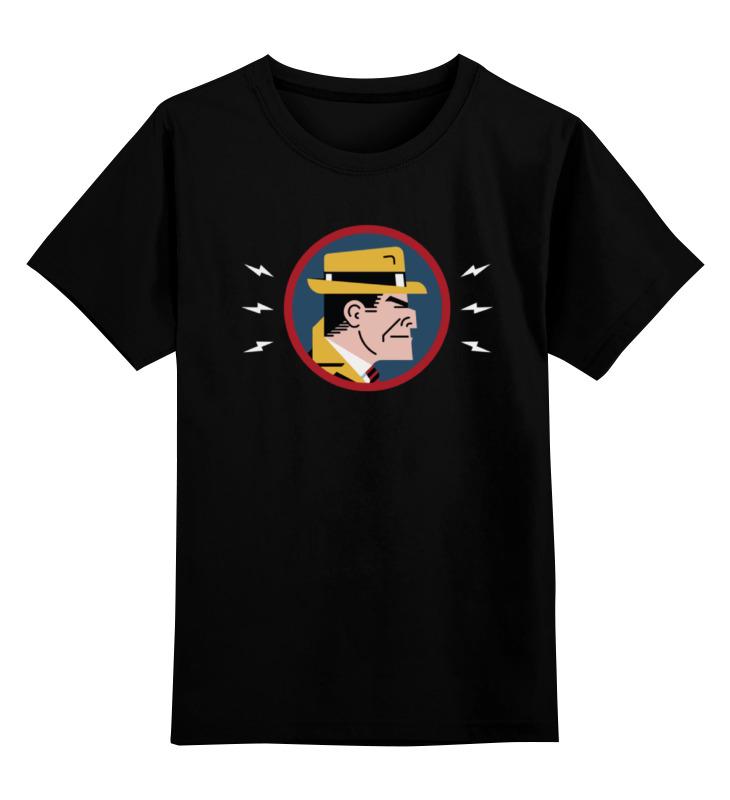 Printio Дик трэйси футболка рингер printio дик трэйси
