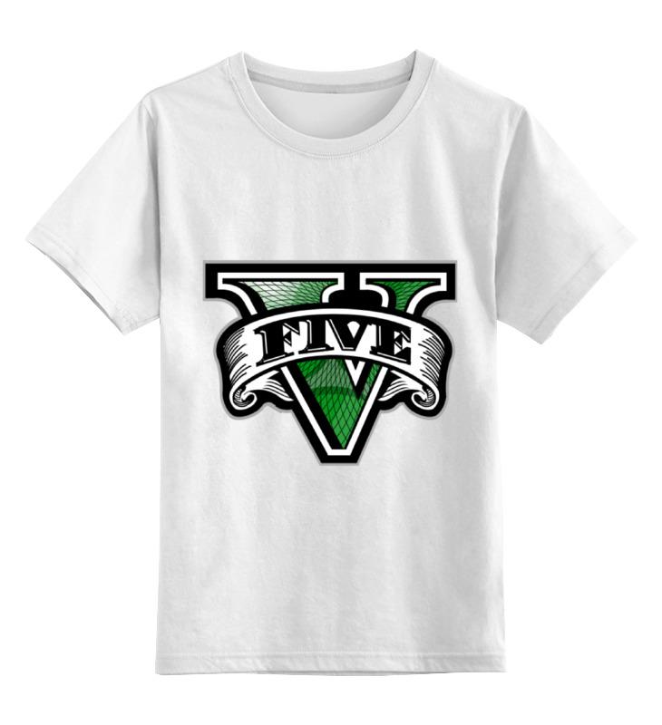 Фото - Детская футболка классическая унисекс Printio Gta v детская футболка классическая унисекс printio lcpd gta
