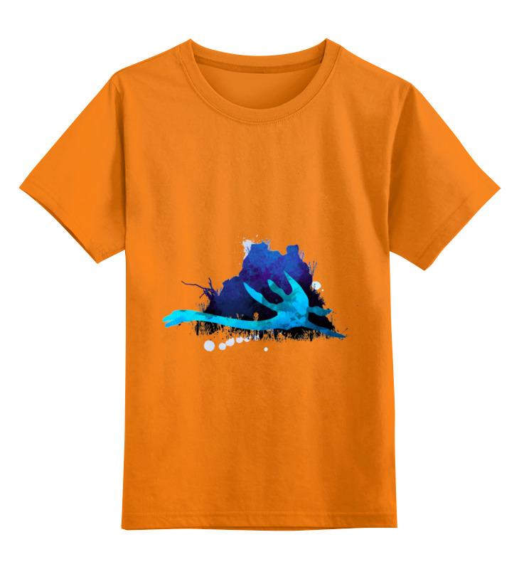 Детская футболка классическая унисекс Printio Парк юрского периода детская футболка классическая унисекс printio динозавр парк юрского периода
