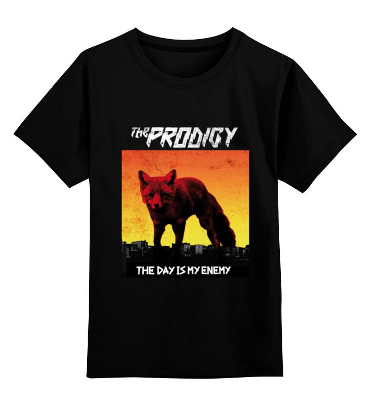 все цены на Детская футболка классическая унисекс Printio The prodigy онлайн