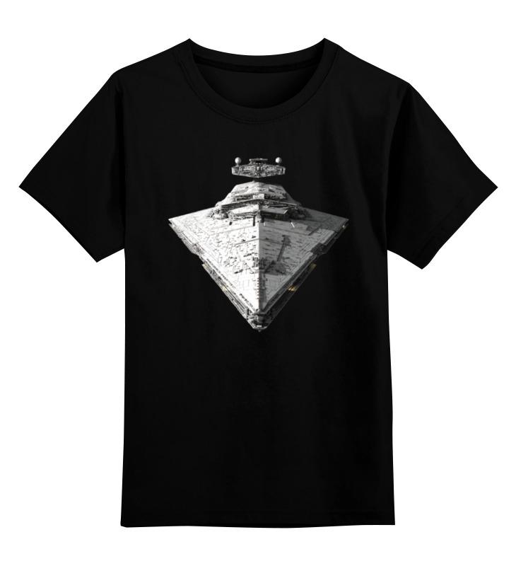 Детская футболка классическая унисекс Printio Star wars